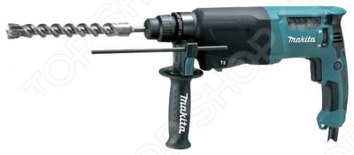 Перфоратор Makita HR2610  перфоратор sds plus makita hr2611ft x5