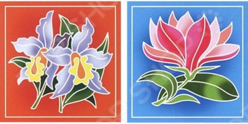 Набор для росписи ткани RTO BK-016/027