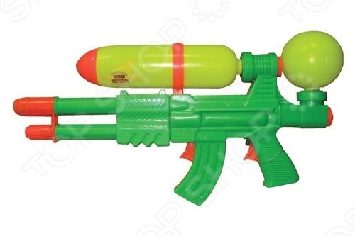 Водный пистолет Тилибом Т80373 водный пистолет тилибом с 2 отверстиями 30 см