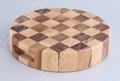 Доска разделочная Gipfel 3438 доска разделочная gipfel шахматка 3438 23см