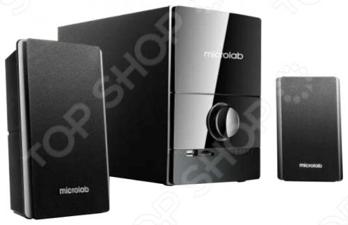 Колонки Microlab M500U/2.1