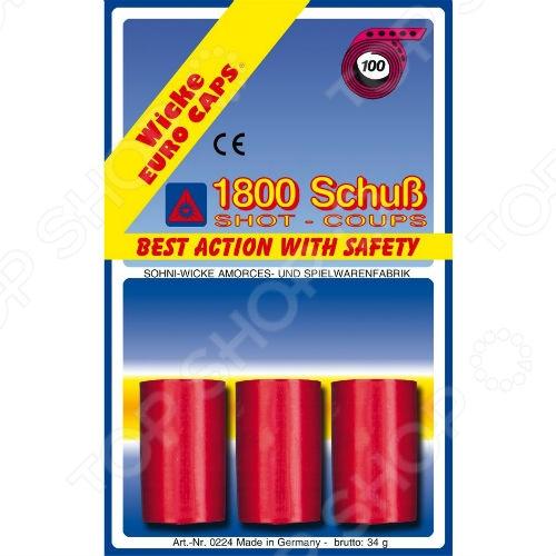 Пистоны Sohni-Wicke 100-зарядные Пистоны Sohni-Wicke 100-зарядные /1800