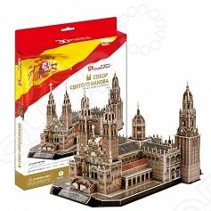 Пазл 3D CubicFun «Собор Святого Иакова» cubicfun храм святого семейства испания