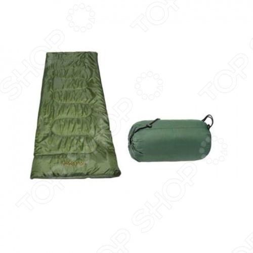 Спальный мешок BOYSCOUT на молнии Спальный мешок Boyscout на молнии /