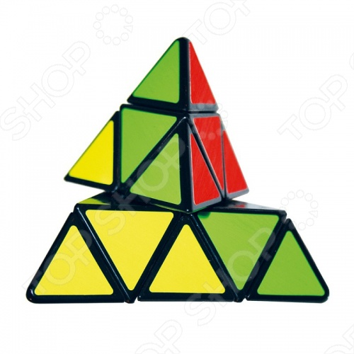 Игра-головоломка Mefferts Pyraminx кубик рубика mefferts шестереночный куб m5032