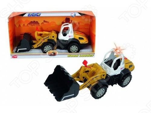 Дорожно-погрузочная машина Dickie игрушечная. В ассортименте
