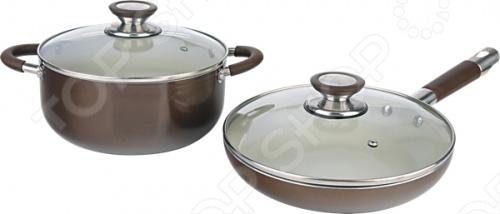 Набор кухонной посуды Bohmann BН-6204 набор кухонной посуды