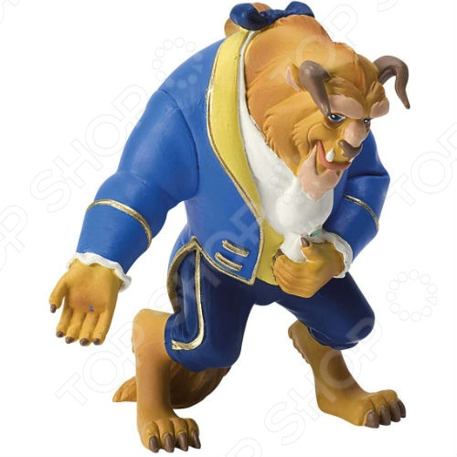 Игрушка-фигурка Bullyland Чудовище