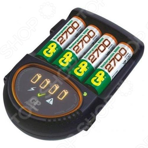 Устройство зарядное GP Batteries PB50GS270CA-U4
