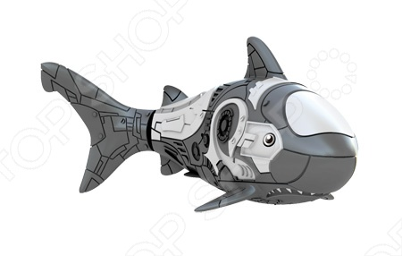 Роборыбка Zuru RoboFish «Акула» Роборыбка Zuru «Акула» /Серый