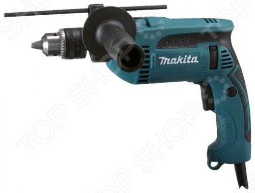 Дрель ударная Makita HP1640 дрель электрическая makita hp2070f ударная