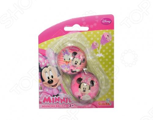 Мячик-попрыгунчик Simba «Минни Маус» цена