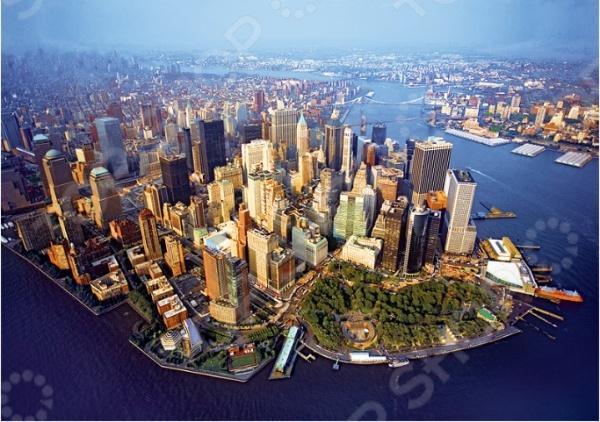 Пазл 1000 элементов Trefl «Нью Йорк»