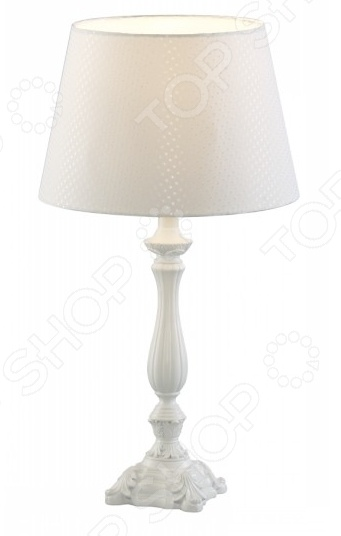 Настольная лампа декоративная Arte Lamp Cosy A2351LT-1WH