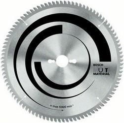 Диск отрезной для торцовочных и настольных дисковых пил Bosch Multi Material 2608640453 диск отрезной для торцовочных пил bosch optiline wood 2608640432