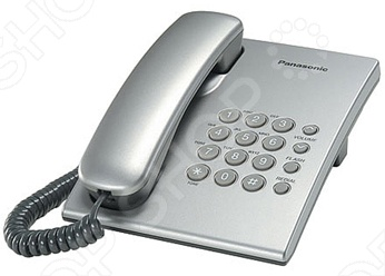 Телефон проводной Panasonic KX TS 2350 RUS
