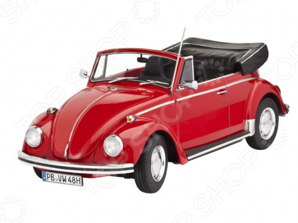 Сборная модель автомобиля 1:24 Revell Volkswagen Beetle 1500 C alto autoart 1 18 volkswagen beetle car model 12001955 years multicolor alloy