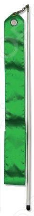 Лента гимнастическая 6 м AB220    /Зеленый
