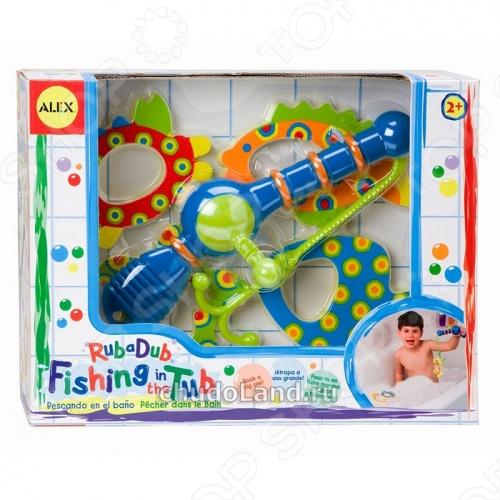 Набор для ванны ALEX «Поймай рыбку»