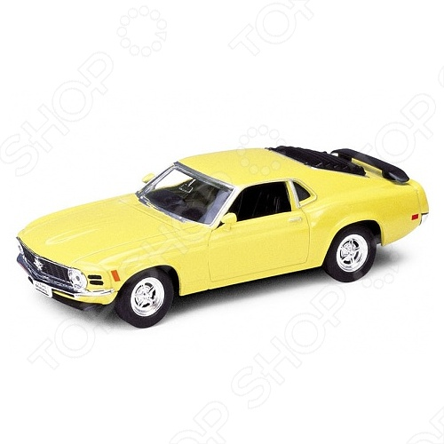 ������ ��������� ������ 1:34-39 Welly Ford Mustang 1970. � ������������