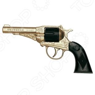 Пистолет Edison Giocattoli Стерлинг пистолет edison oregon metall western 21 5см