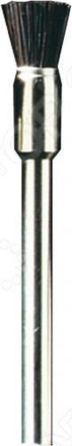 Набор насадок щетинистых Dremel 405