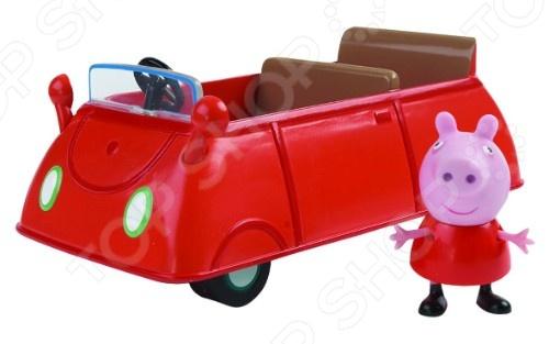 Набор игровой Peppa Pig «Машина Пеппы» игровой набор peppa pig игровой набор машина пеппы