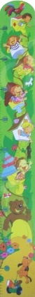 Ростомер деревянный Adex Цветной №2