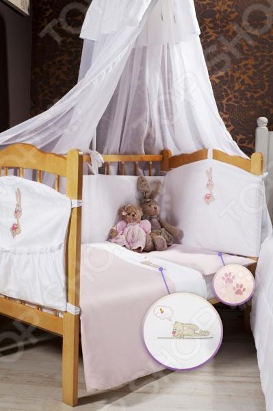 фото Комплект в кроватку Primavelle «Lovely», Постельные принадлежности для новорожденных