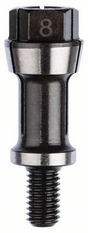 Патрон цанговый с зажимной гайкой Bosch для GGS 16 Professional