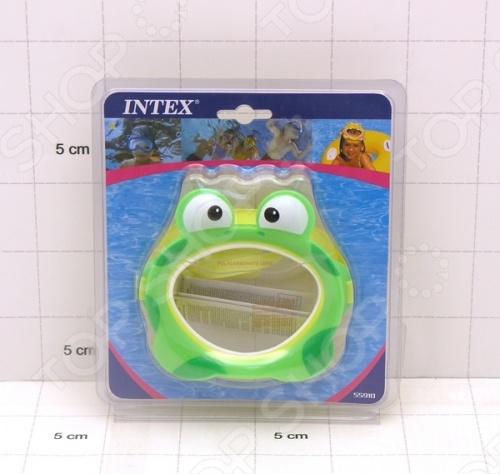 Маска плавательная Intex 55910. В ассортименте