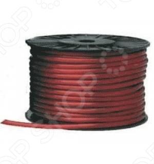 Силовой кабель плюсовой Mystery MPC-04. Цвет: красный. Сечение: 8 Ga. Длина: 100 м. Уцененный товар
