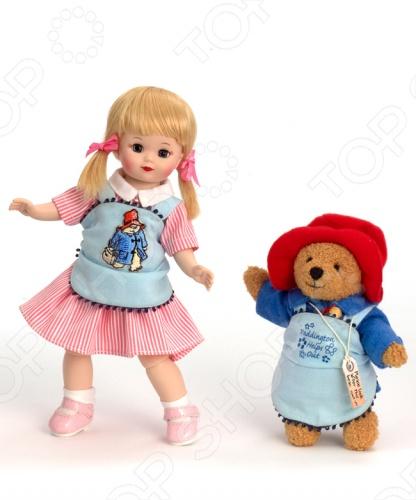 Кукла Madame Alexander «Мэри и медвежонок Паддингтон» madame alexander кукла танцовщица из мулен руж