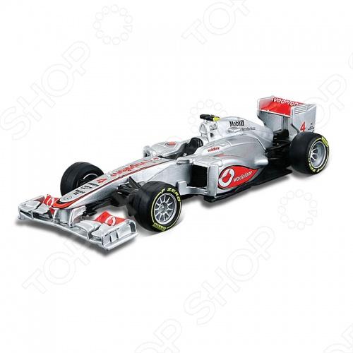 Модель автомобиля 1:32 Bburago Формула-1 McLaren 2012 bburago is f 1 64
