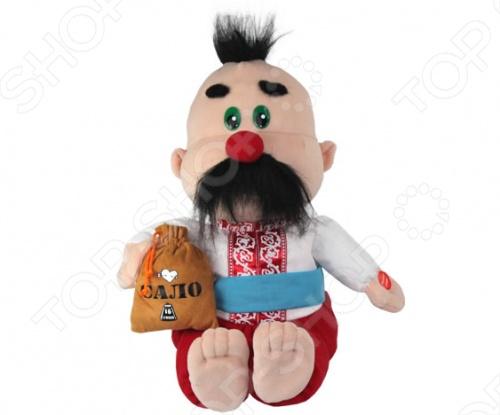 Мягкая игрушка интерактивная «Дядька Охрим» украинский национальный костюм для девочки киев