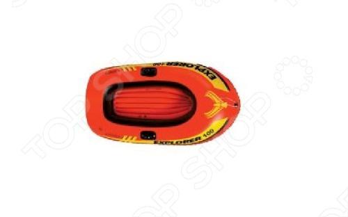 Лодка надувная Intex «Эксплорер Про 100» 58355