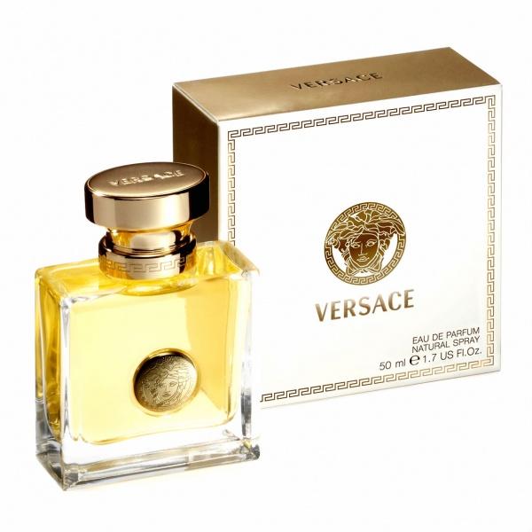 Парфюмированная вода для женщин Versace Versace вода парфюмированная для утюгов topperr 3019