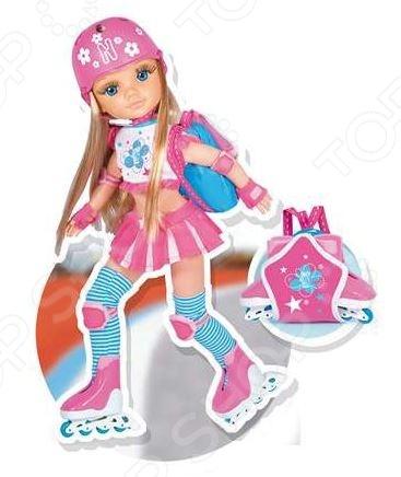 Famosa Nancy-спортсменка игрушка плюшевая famosa ферби 29 cm в ассортименте