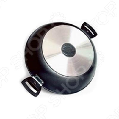 Сковорода со съемной ручкой Kukmara с307а сковорода d 24 см kukmara кофейный мрамор смки240а