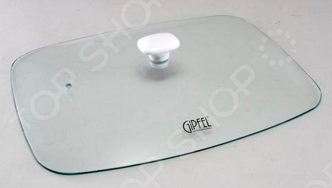Крышка к мармиту стеклянная Gipfel 5840 gipfel ная сменная колба gipfel 800 мл для 7184 7444