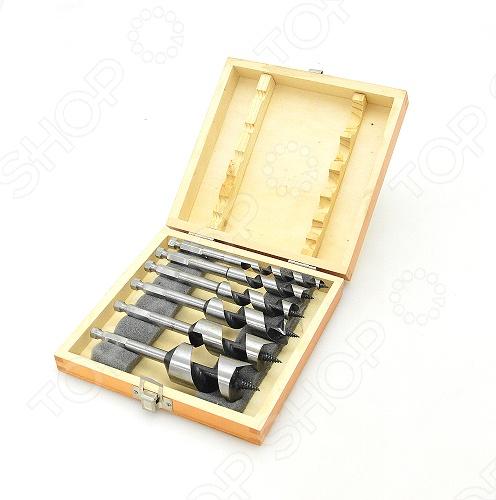 Набор винтовых сверл Herz HZ-B006AG-A набор инструментов herz 11 предметов hz 482