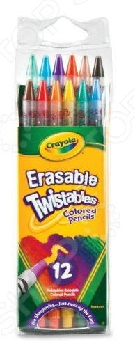 Набор карандашей Crayola «Teistables» crayola crayola набор из 24 цветных карандашей