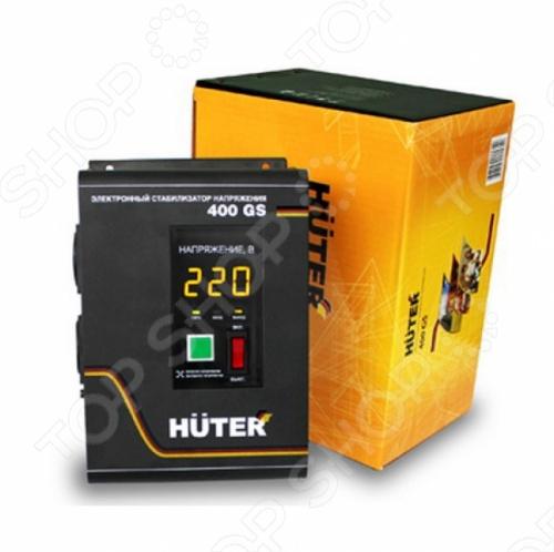 Фото - Стабилизатор напряжения Huter 400GS электроприборы
