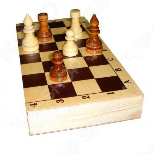 Шахматы гроссмейстерские лакированные дорожные шахматы