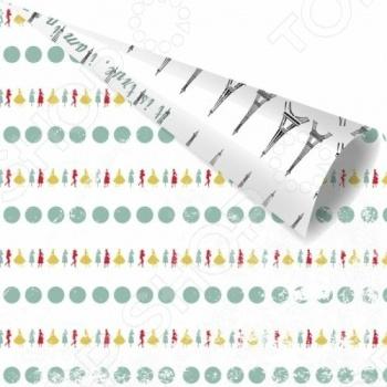 фото Бумага для скрапбукинга двусторонняя Prima Marketing Stripes, купить, цена