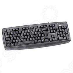 Клавиатура Genius KB-110X это классическая клавиатура, которая подойдет любому пользователю компьютера как начинающему, так и любителю игр. Благодаря интересному дизайну клавиатура хорошо вписывается в любой интерьер. Модель имеет классическую раскладку. Символы на клавишах нанесены с помощью лазерной гравировки, за счет чего символы не сотрутся в течение долгого времени и активного использования. Конструкция корпуса фиксирует положение клавиатуры на рабочем столе, вы можете разместить ее в любом подходящем месте. Совместима с любыми операционными системами.