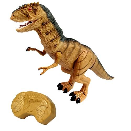Игрушка на радиоуправлении Dragon «Тираннозавр» игрушка на радиоуправлении dragon волшебный дракон