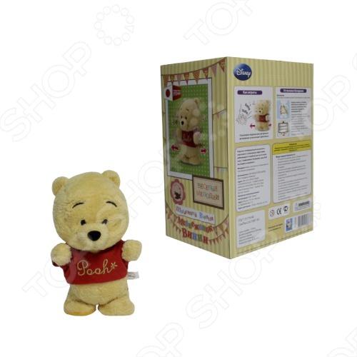 фото Игрушка 1 Toy «Шагающий Винни», купить, цена