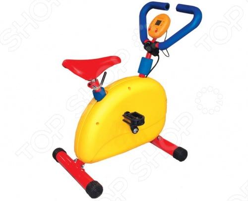 Тренажер детский Baby Gym «Велотренажер» велотренажер evo fitness arlett