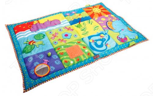 tiny love развивающий коврик разноцветное сафари tiny love Развивающий коврик Tiny love Travel